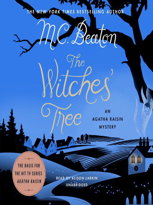Title details for The Witches' Tree by M. C. Beaton - Wait list