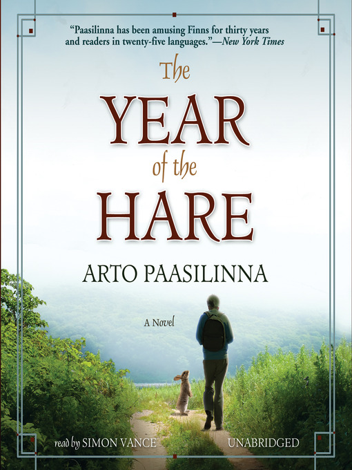 Cover image for The Year of the Hare