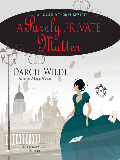 Title details for A Purely Private Matter by Darcie Wilde - Wait list