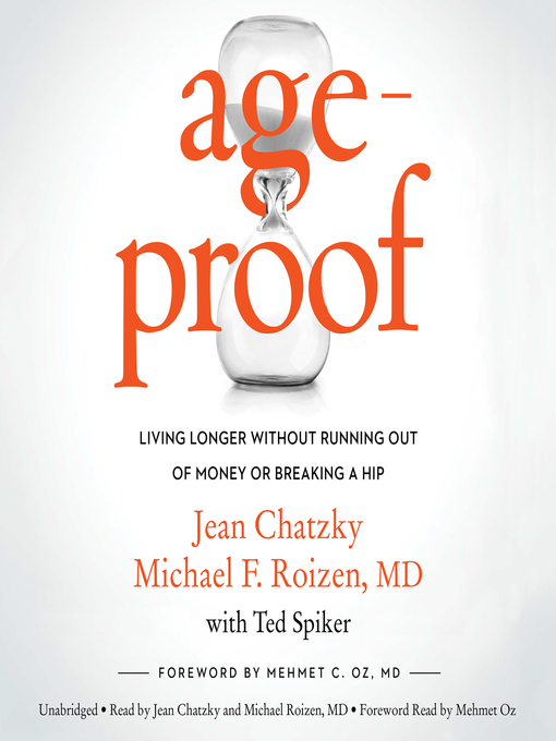 Title details for AgeProof by Jean Chatzky - Wait list