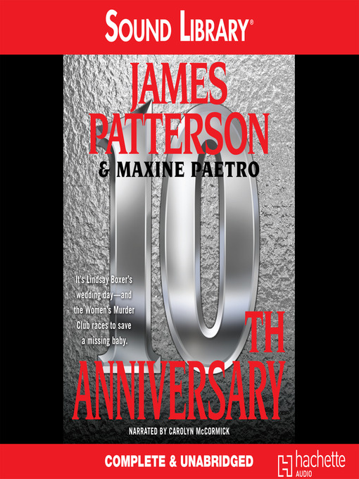 Title details for 10th Anniversary by James Patterson - Wait list