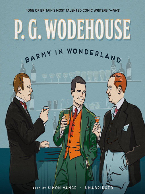 Title details for Barmy in Wonderland by P. G. Wodehouse - Available
