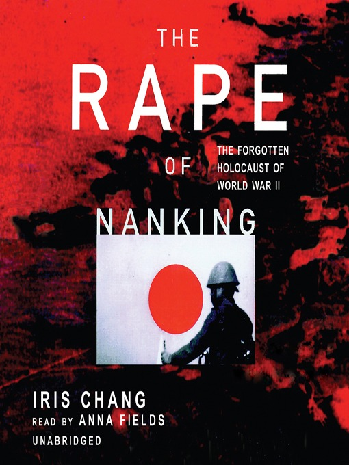the rape of nanking iris chang A real to reel production in association with dadi entertainment and toronto alpha starring: olivia cheng as iris chang.