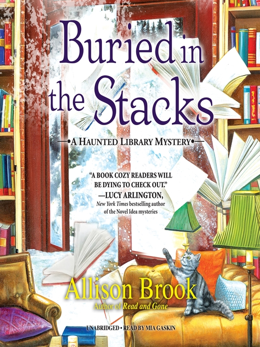 Title details for Buried in the Stacks by Allison Brook - Available