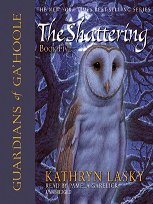 Cover of The Shattering