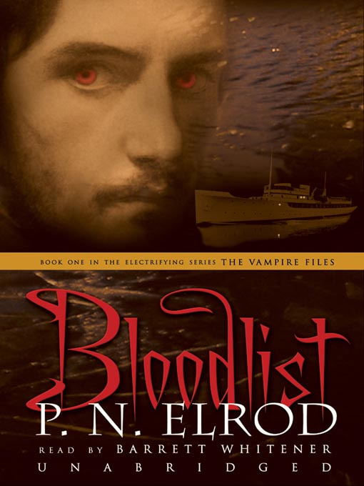 Title details for Bloodlist by P. N. Elrod - Available