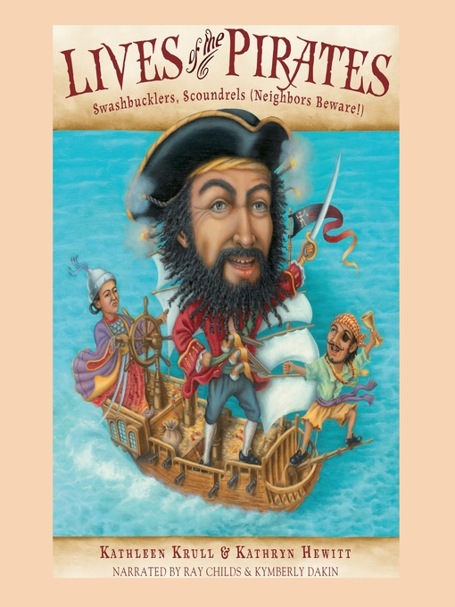 Title details for Lives of the Pirates by Kathleen Krull - Wait list