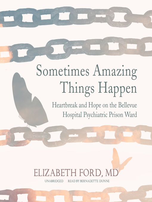 Title details for Sometimes Amazing Things Happen by Elizabeth Ford, MD - Wait list