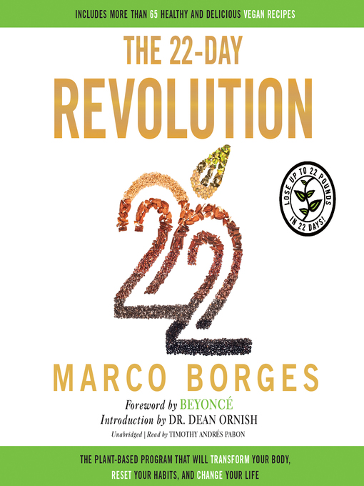 Title details for The 22-Day Revolution by Marco Borges - Available