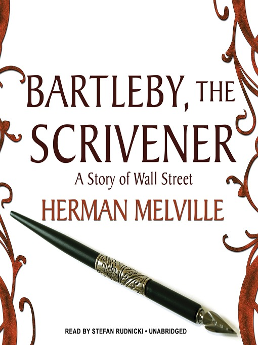 "bartleby the scrivener the journey of Bartleby the scrivener summary herman melville bartleby the scrivener ""bartleby"" is a critics' favorite and one of melville's most debated works."