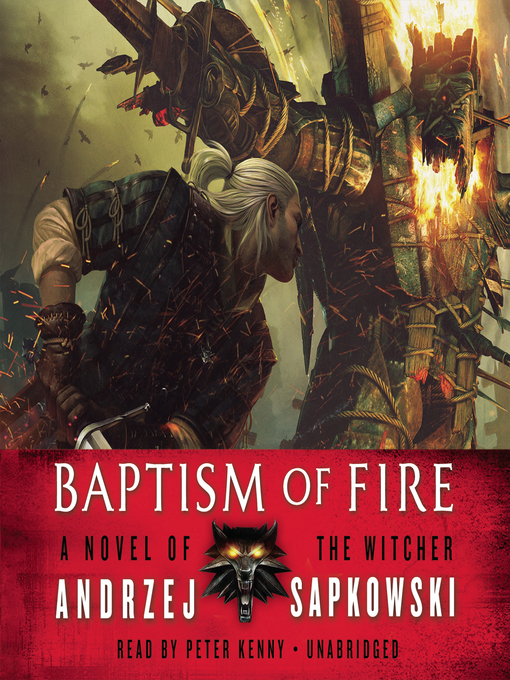 Title details for Baptism of Fire by Andrzej Sapkowski - Wait list