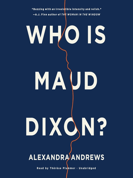 Title details for Who Is Maud Dixon? by Alexandra Andrews - Wait list