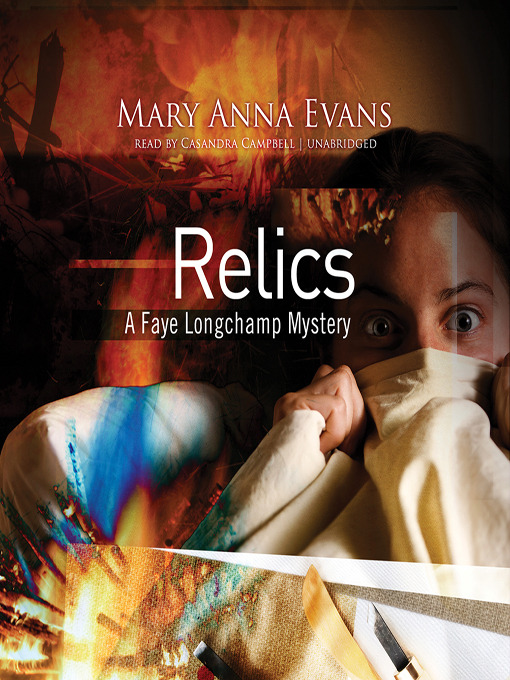 Title details for Relics by Mary Anna Evans - Available