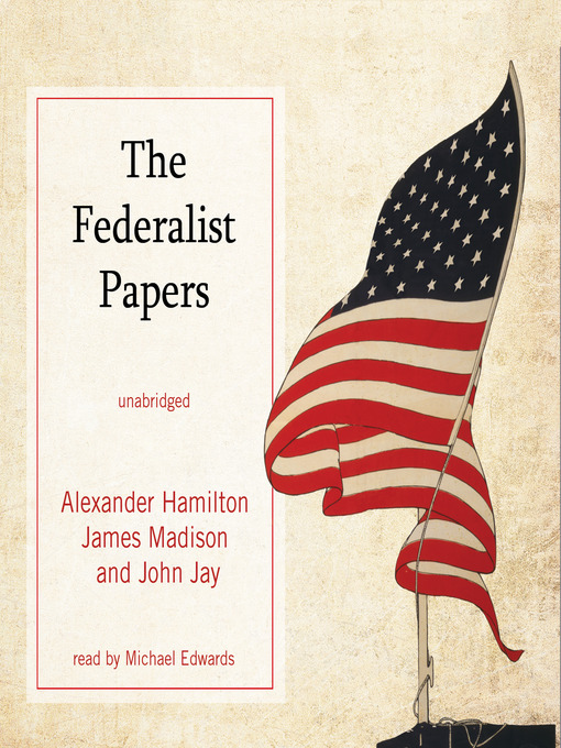 authors of federalist papers