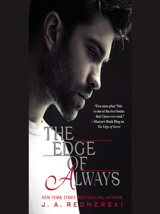 Title details for The Edge of Always by Jessica Redmerski - Available