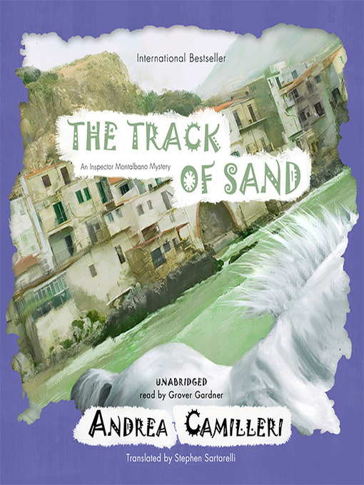 Title details for The Track of Sand by Andrea Camilleri - Wait list