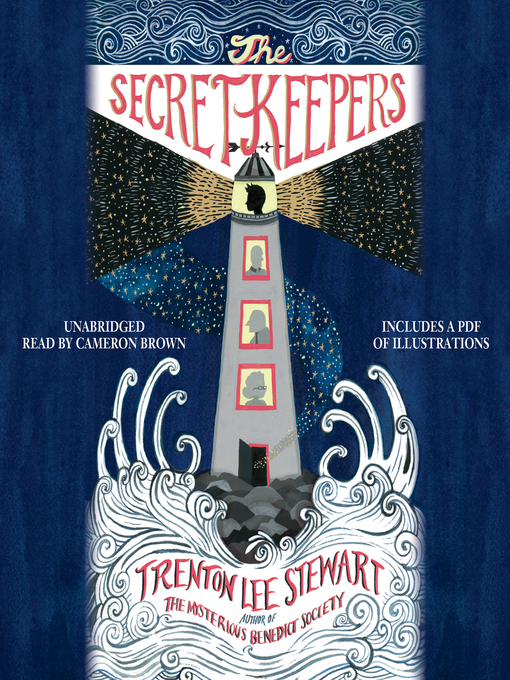 Cover image for book: The Secret Keepers