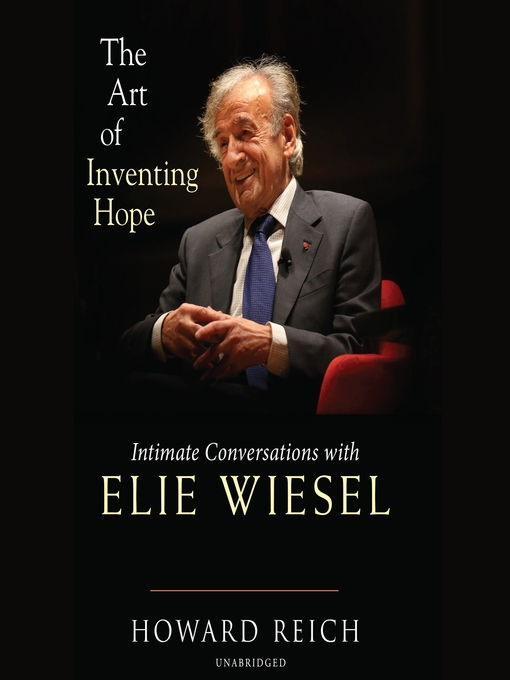 Cover of The Art of Inventing Hope