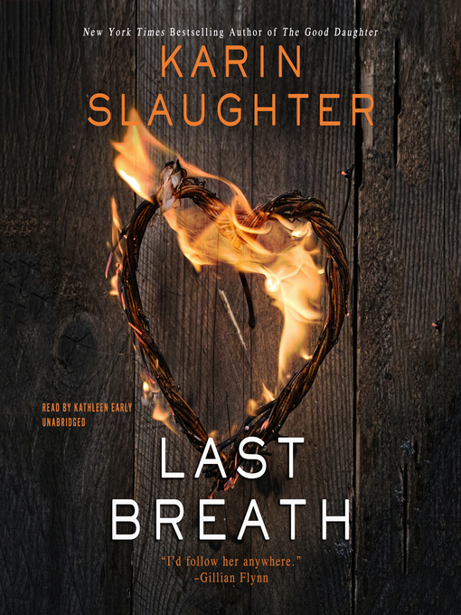 Title details for Last Breath by Karin Slaughter - Available