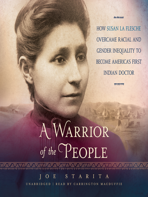Cover of A Warrior of the People
