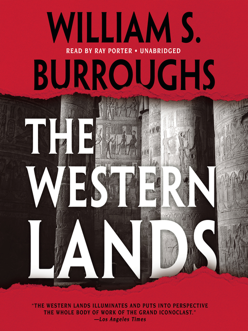 Title details for The Western Lands by William S. Burroughs - Available
