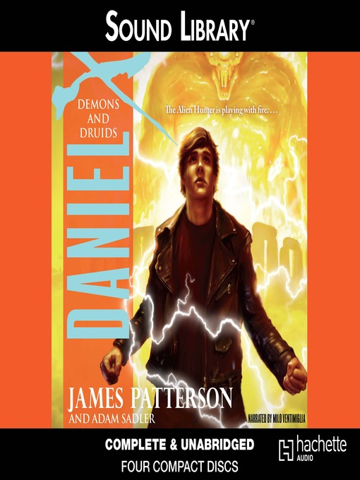 Title details for Demons and Druids by James Patterson - Available