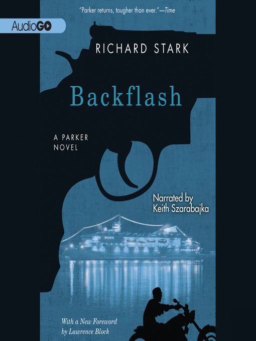 Cover image for Backflash