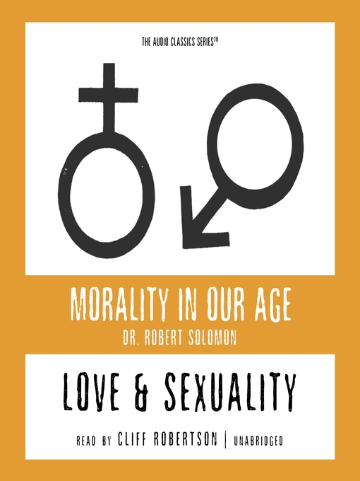 Title details for Love & Sexuality by Dr. Robert Solomon - Wait list