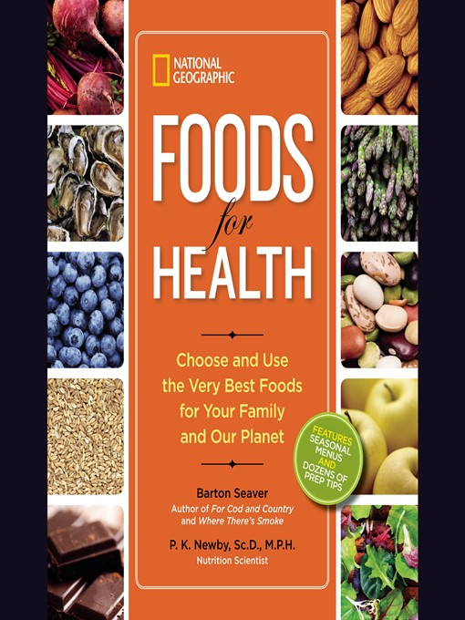 title details for foods for health by barton seaver wait list
