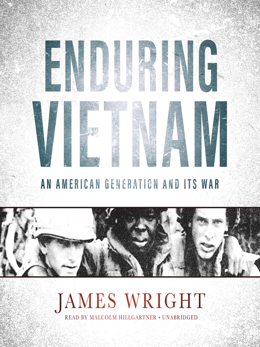 Title details for Enduring Vietnam by James Wright - Wait list