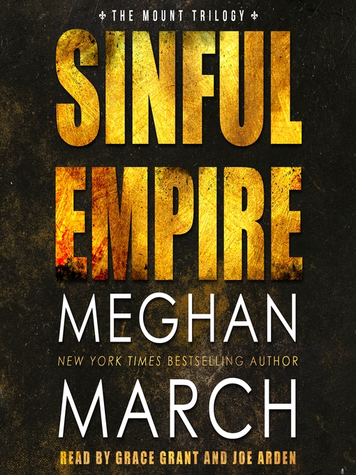 Title details for Sinful Empire by Meghan March - Wait list