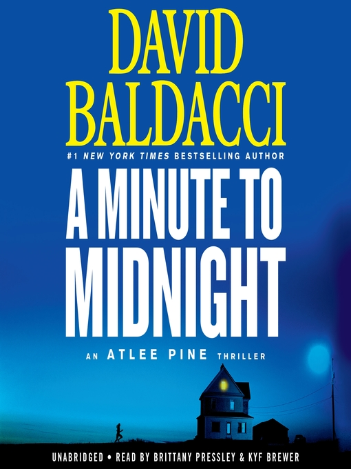 Title details for A Minute to Midnight by David Baldacci - Wait list
