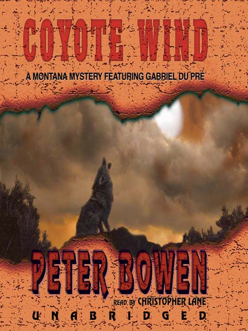 Title details for Coyote Wind by Peter Bowen - Wait list