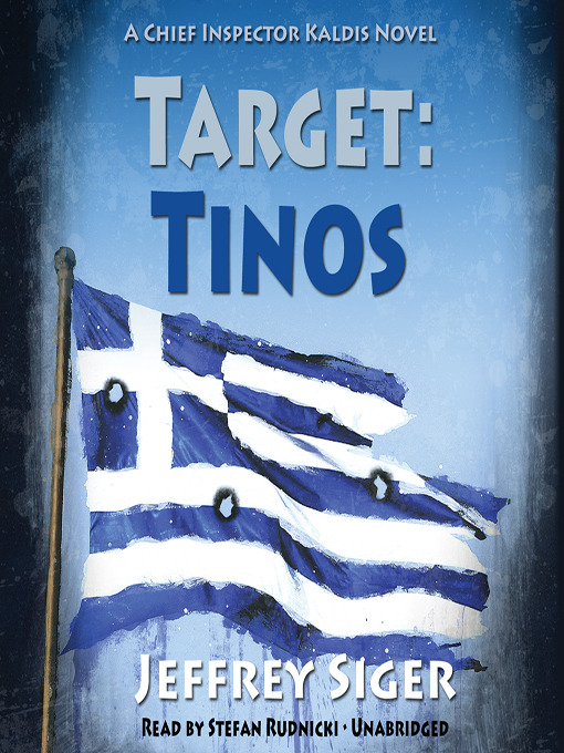 Title details for Target: Tinos by Jeffrey Siger - Available
