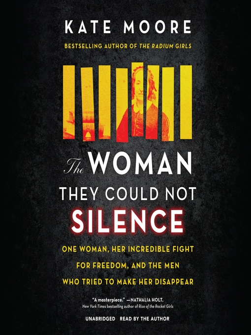 Title details for The Woman They Could Not Silence by Kate Moore - Wait list