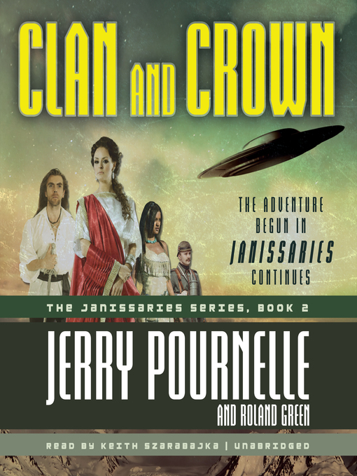 Title details for Clan and Crown by Jerry Pournelle - Available