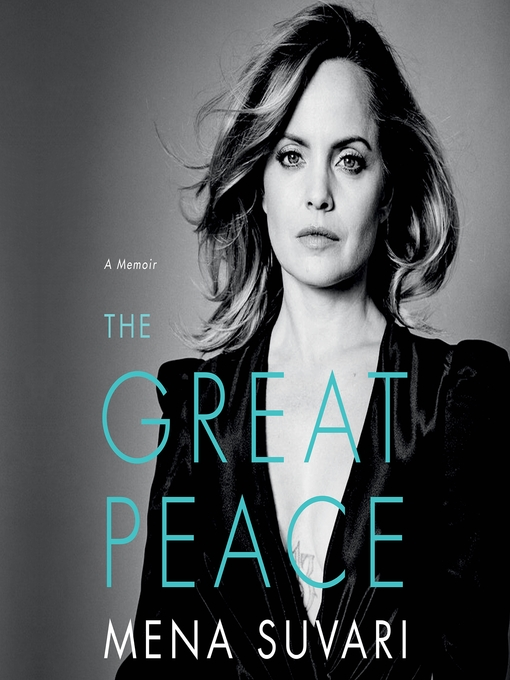 Title details for The Great Peace by Mena Suvari - Wait list