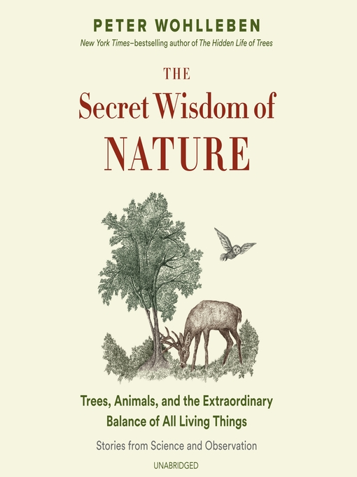 Title details for The Secret Wisdom of Nature by Peter Wohlleben - Wait list