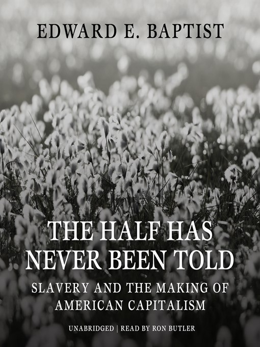 Cover image for The Half Has Never Been Told