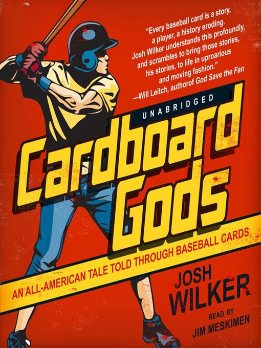 Cover image for Cardboard Gods
