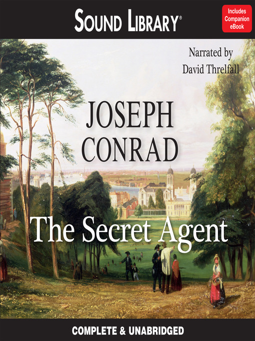 Title details for The Secret Agent by Joseph Conrad - Available