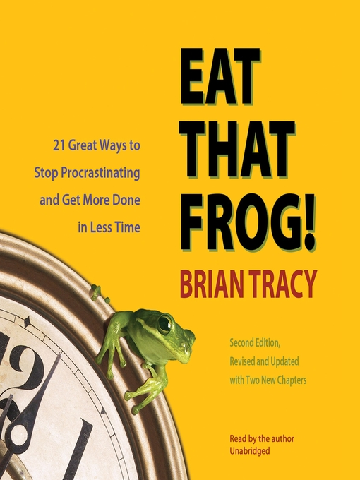 Cover of Eat That Frog!
