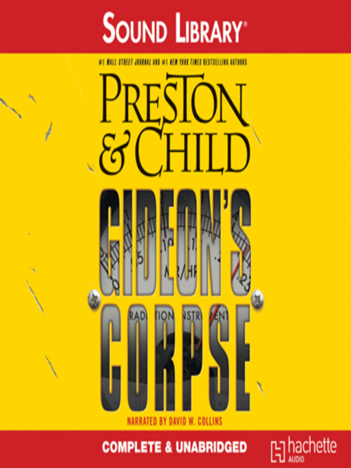 Title details for Gideon's Corpse by Douglas Preston - Available