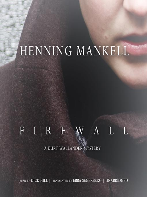 Title details for Firewall by Henning Mankell - Available