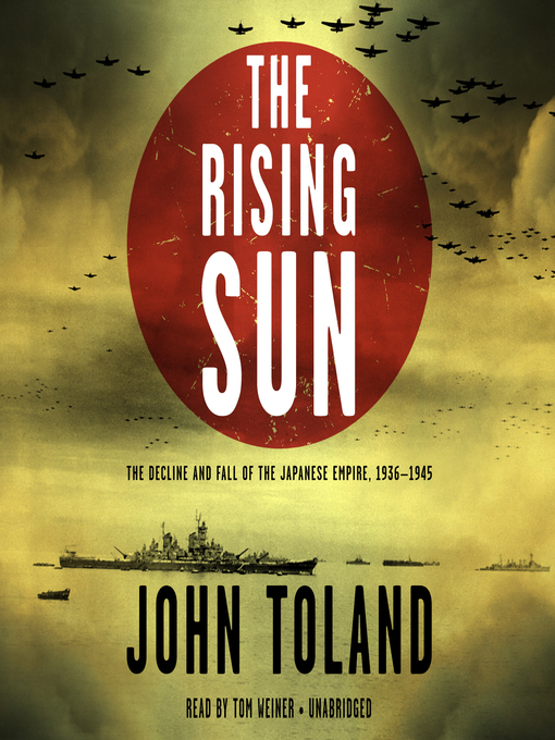 Title details for The Rising Sun by John Toland - Available
