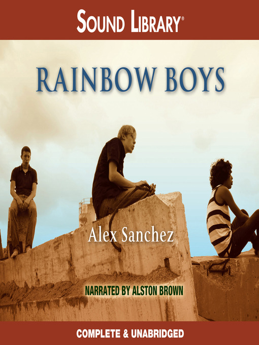 Cover image for Rainbow Boys