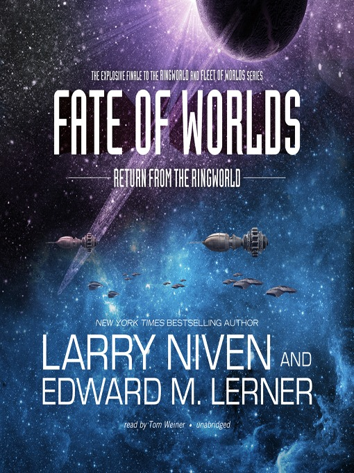 Title details for Fate of Worlds by Larry Niven - Available