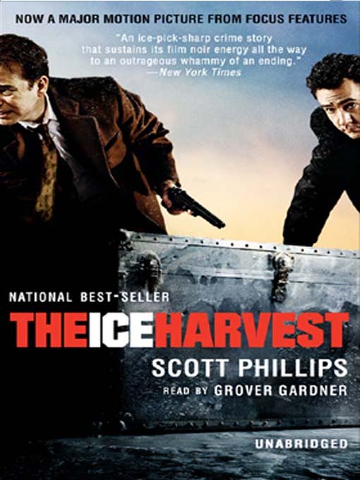 Title details for The Ice Harvest by Scott Phillips - Wait list