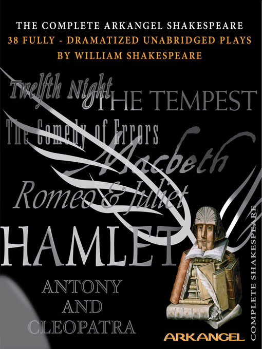 Title details for The Complete Arkangel Shakespeare by William Shakespeare - Wait list