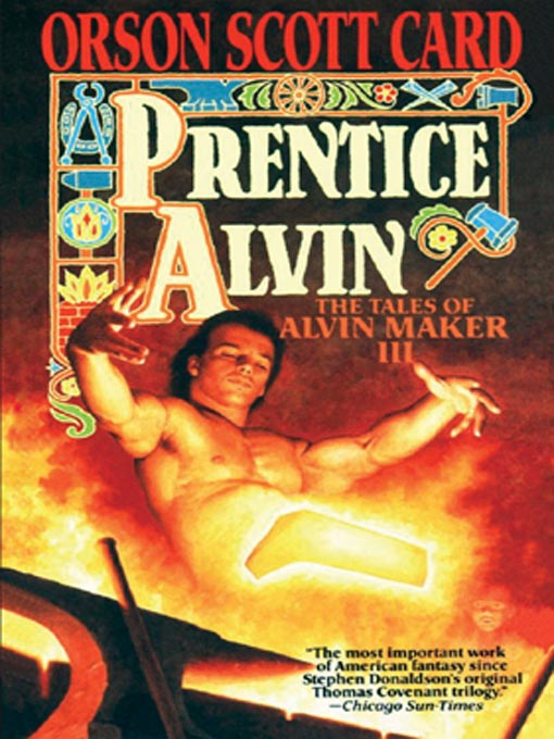 Title details for Prentice Alvin by Orson Scott Card - Available